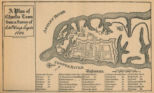 Charles Town 1704