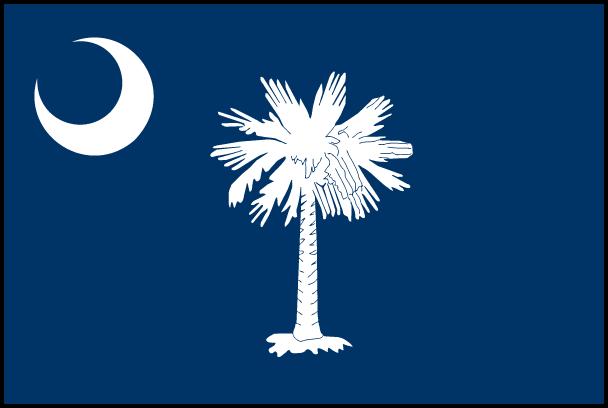 south_carolia-flag