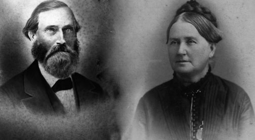 John D. Bellamy and Wife