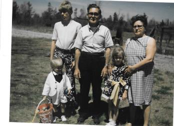 Alton Granddaddy Bellamy Aunt Letha Darron Kimberly