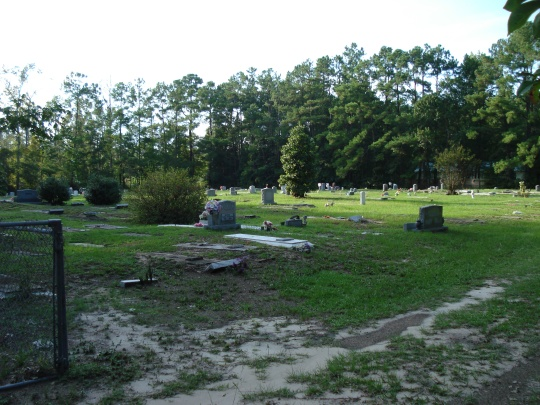 Anderson Cemetery Horry Co