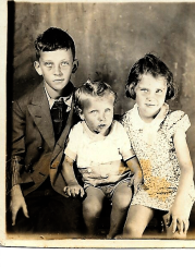 Dad John Richard Aunt Betty