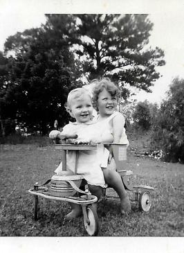 Danny and Sandra Bike