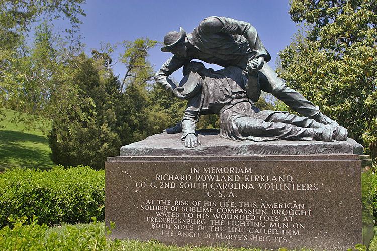 Richard Kirkland Monument