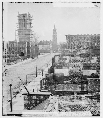reconstruction charleston